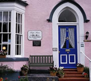 holiday accommodation guest house hotel bed and breakfast Llandudno north wales