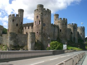 Conwy Castle North Wales