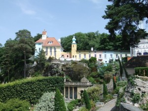 Portmeirion | Site of Festival Number 6