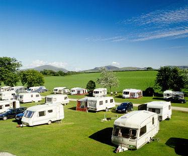 Camping in Caernarfon with Top Holiday Parks of North Wales