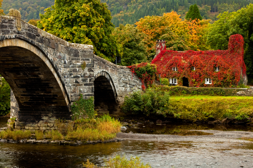 accommodation in North Wales