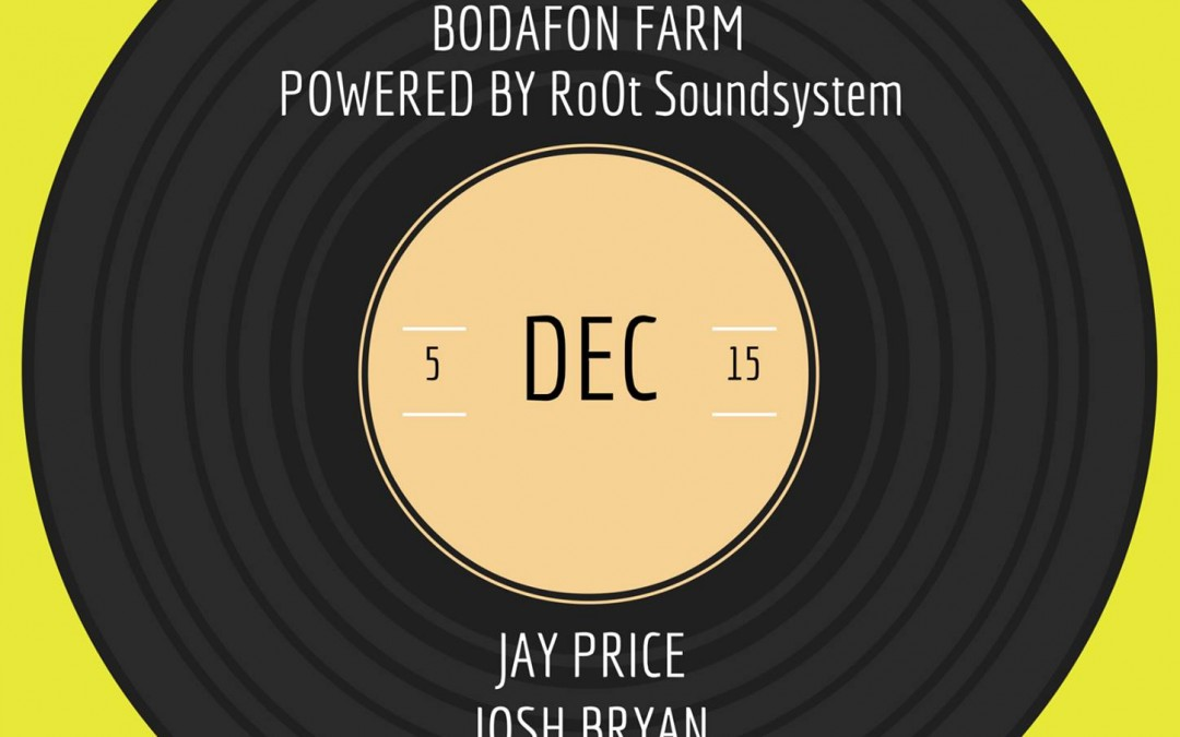 BASS FOUNDATION – Bodafon Farm – 5th of December
