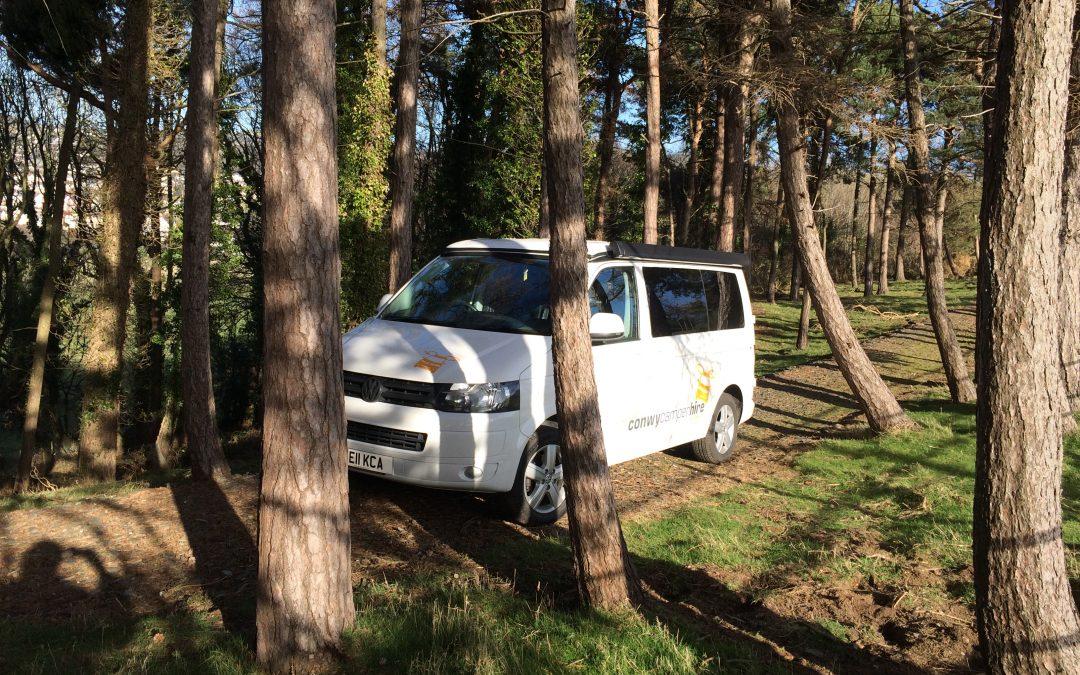 Explore North Wales in a Campervan!