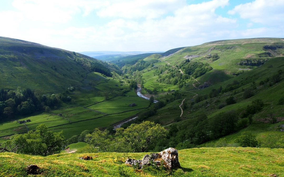 Conquered the 3 Peaks Challenge? Try Yorkshire.