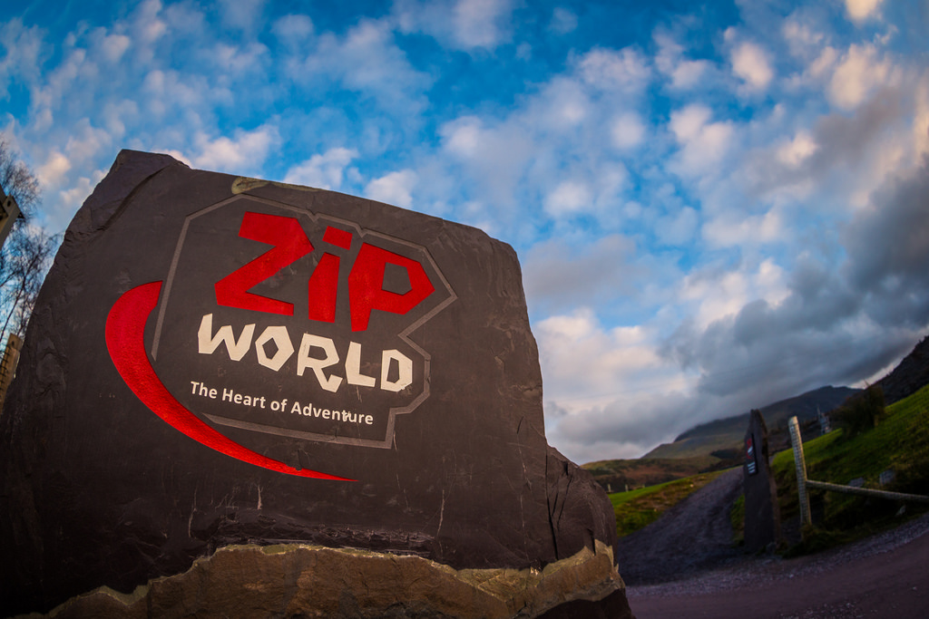 Hotels Near Zip World