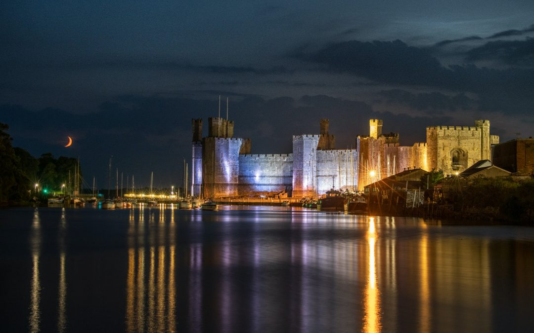Why Caernarfon Castle is So Amazing