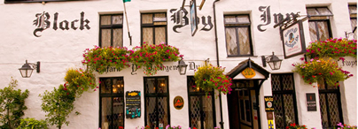 Black Boy Inn ~ Caernarfon, North Wales