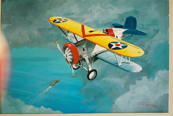 lancaster painting