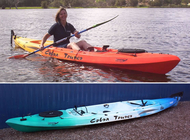 Kayak Hire Wales