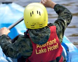 abernant canoeing