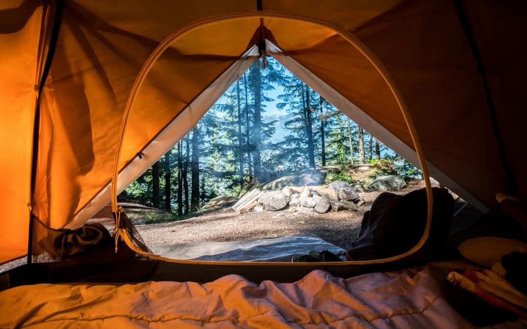 Camping Through The Ages